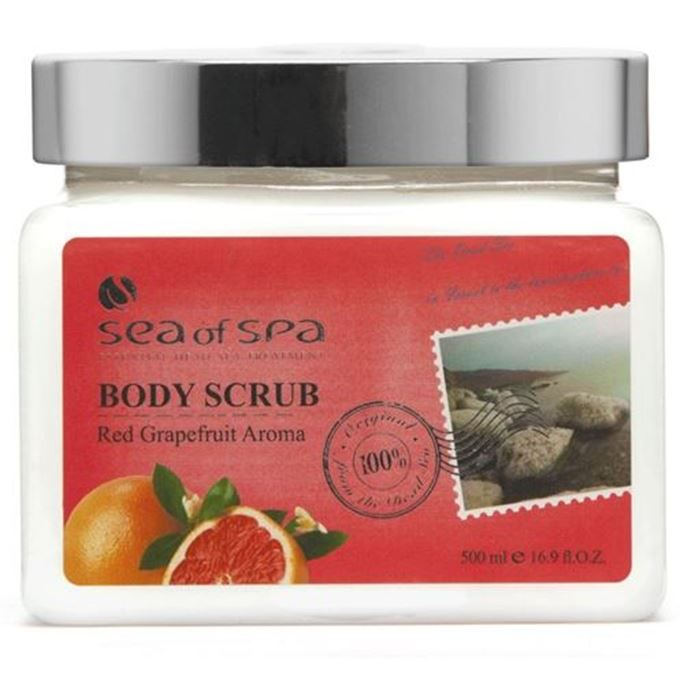 Пилинг Sea of SPA Body Scrub Red Grapefruit Aroma 500 мл sea of spa exfoliating shower gel red grapefruit