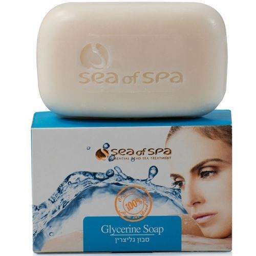 Мыло Sea of SPA Dead Sea Glycerin Soap (125 г) кремы sea of spa восстанавливающий ночной крем для лица