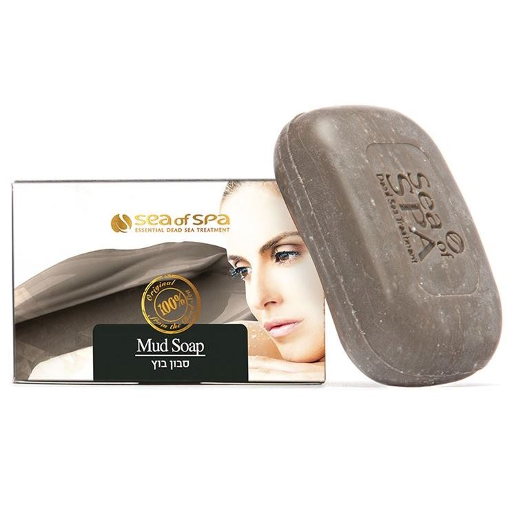 Мыло Sea of SPA Dead Sea Black Mud Soap (125 гр) sea of spa dead sea mineral mud carrot