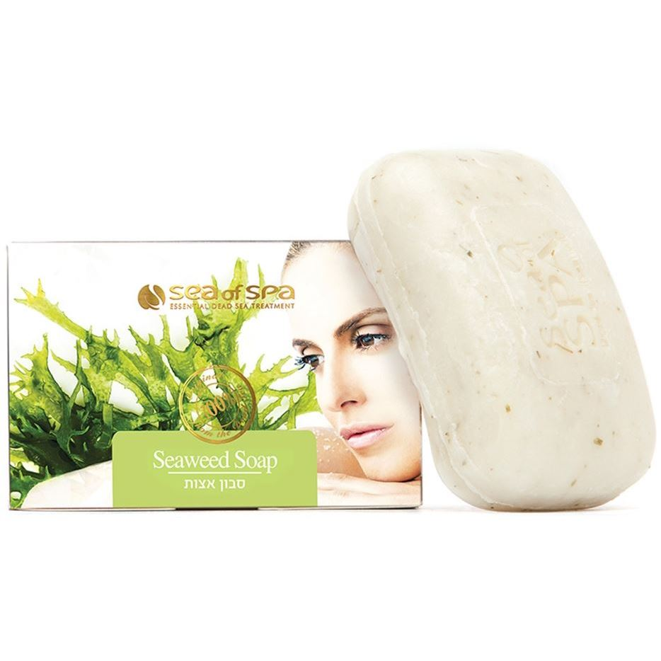 Мыло Sea of SPA Dead Sea Seaweed Soap (125 г) кремы sea of spa восстанавливающий ночной крем для лица