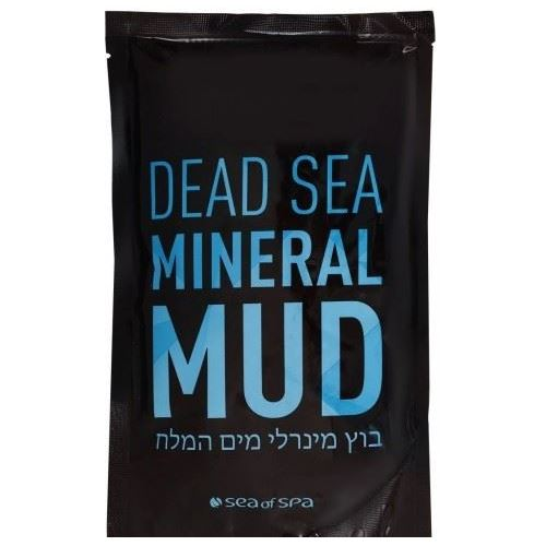 Грязь Sea of SPA Dead Sea Mineral Mud  (600 г) sea of spa cleansing mud gel with bees honey