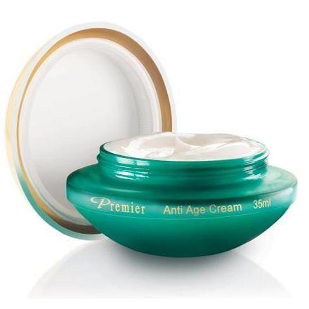 Крем Premier Anti Age Cream 35 мл premier набор в косметичке чувственныйкрем для рук крем для ног лосьон для тела premier gifts amazing sensual body trio b78 1 шт