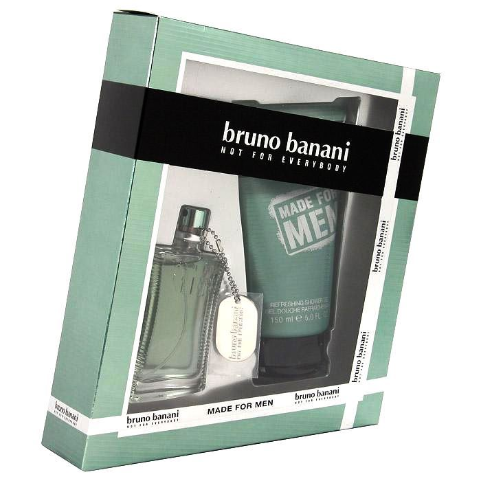 Набор: Набор Bruno Banani Made for Men Gift Set 2 цены онлайн