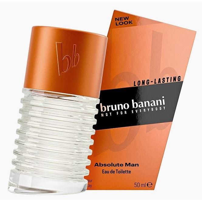 Туалетная вода Bruno Banani Absolute Man 50 мл туалетная вода для мужчин bruno banani pure man 30 мл