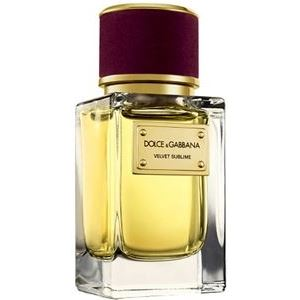 Парфюмированная вода Dolce & Gabbana Velvet Sublime