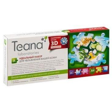 Ампулы Teana A Набор Увлажнение 2 мл средство защитное искра м от гусениц амп 5 мл