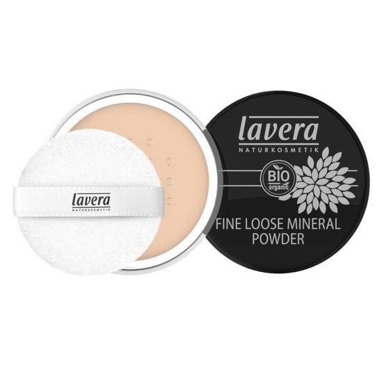 Пудра Lavera Fine Loose Mineral Powder (Transparent) mac splash and last pro longwear powder устойчивая компактная пудра dark tan