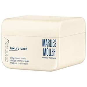 Маска Marlies Moller Luxury Care Silky Cream Mask 125 мл marlies moller luxury golden caviar сухой спрей для придания объема luxury golden caviar сухой спрей для придания объема