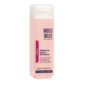 Шампунь Marlies Moller Brilliance Colour Shampoo 200 мл marlies moller specialist шампунь против перхоти 200 мл