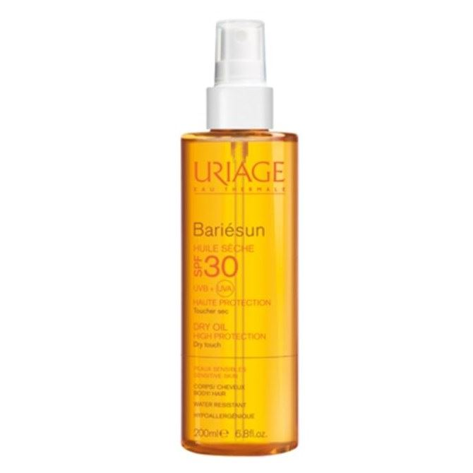 Масло Uriage Bariesun Dry Oil SPF 30 200 мл спрей uriage bariesun refreshing mist after sun 150 мл