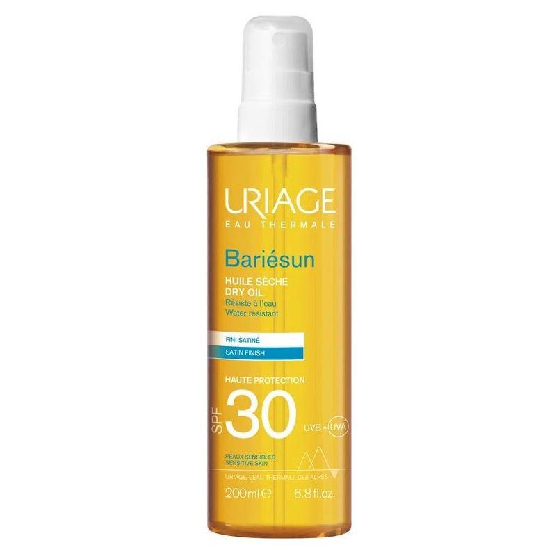 Масло Uriage Bariesun Dry Oil SPF 30 недорого