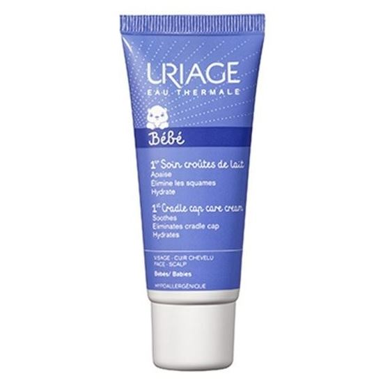 Крем Uriage Bebe 1st Cradle Cap Care Cream  40 мл крем uriage isoliss cream