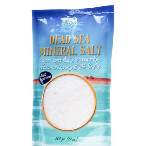 Соль для ванн Sea of SPA Dead Sea Mineral Salt with Magnesium (500 г) sea of spa dead sea mineral mud carrot
