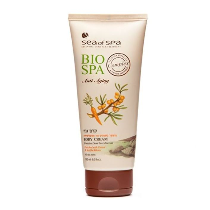 Крем Sea of SPA Body Cream with Carrot & Sea Buckhorn  недорого