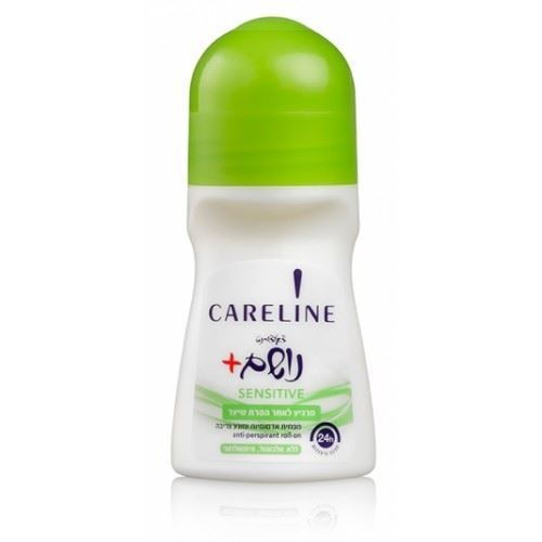 Дезодорант Careline Deodorant Roll On Sensitive 75 мл антидождь soft99 glaco roll on для стекла 75 мл