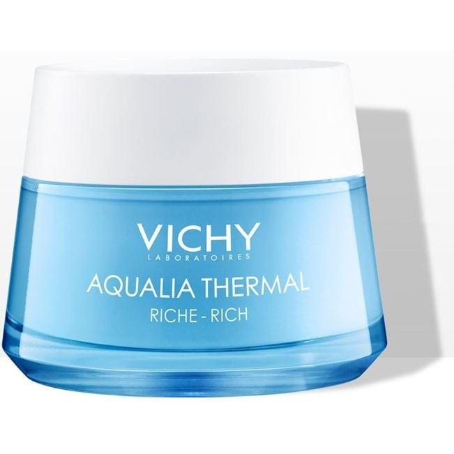 Крем VICHY Насыщенный увлажняющий крем vichy aqualia thermal насыщенный крем банка 50 мл