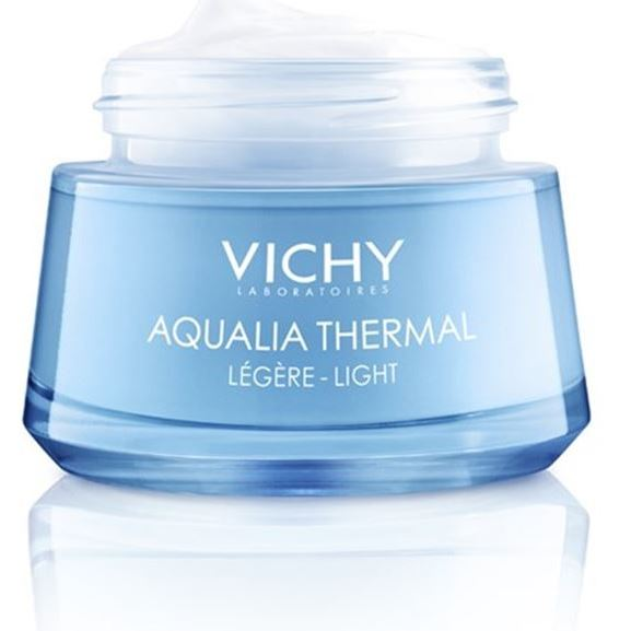 Крем VICHY Легкий увлажняющий крем 50 мл vichy aqualia thermal аква гель дневной спа ритуал 75 мл
