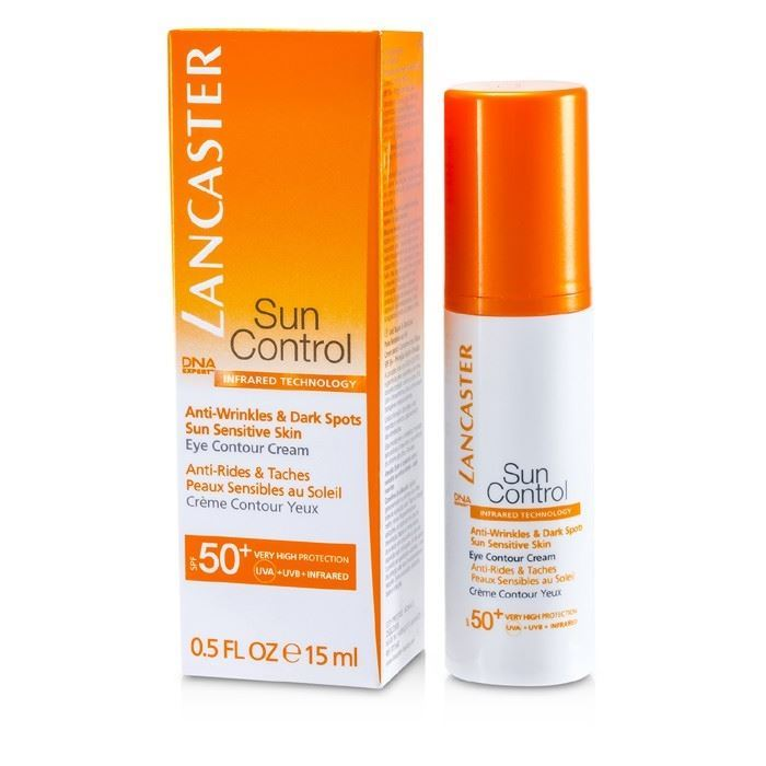 Крем Lancaster Anti-Wrinkles & Dark Spots Eye Contour Cream SPF50+