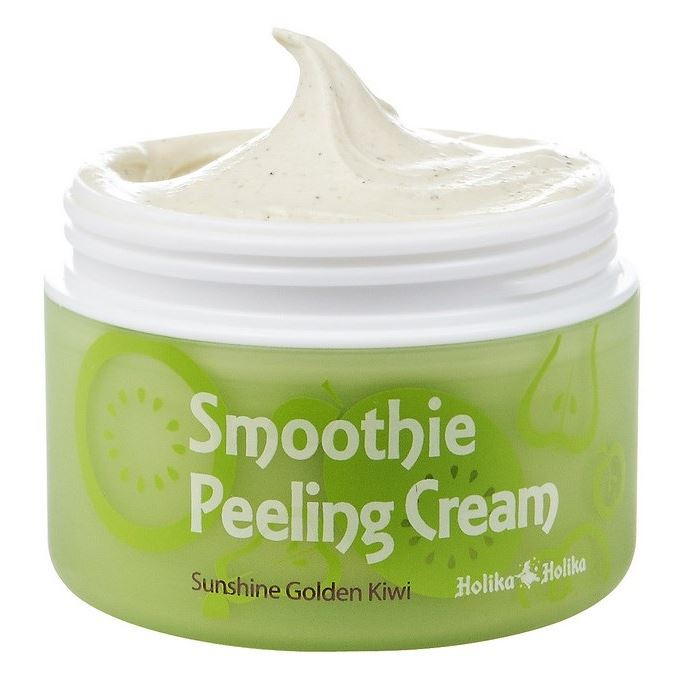 Крем Holika Holika Smoothie Peeling Cream Golden Kiwi  75 мл погружной блендер philips hr 1608 00 daily collection
