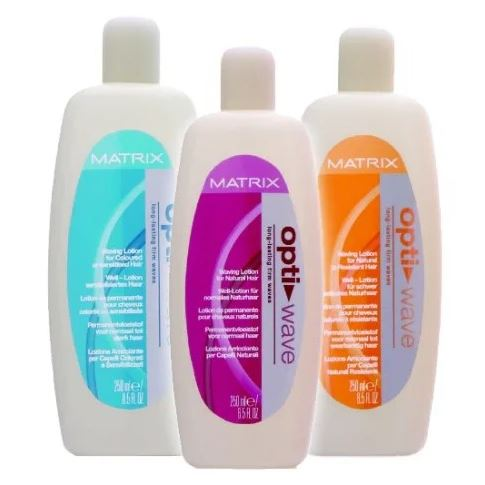 Лосьон Matrix Extra Body Wave Permanent (3*250 мл) фиксатор &amp laquo opti wave neutralizer&amp raquo 1000 мл matrix