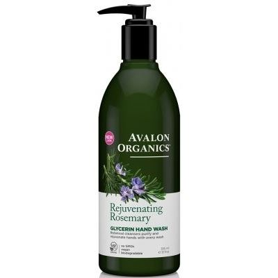 Мыло жидкое Avalon Organics Rosemary Glycerin Hand Soap недорого