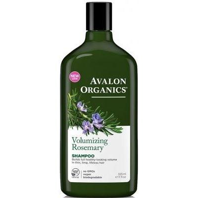 Шампунь Avalon Organics Rosemary Volumizing Shampoo 325 мл шампунь avalon organics tea tree scalp treatment shampoo 325 мл