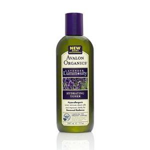 Тоник Avalon Organics Hydrating Toner kari gran hydrating tonic lavender 100 ml