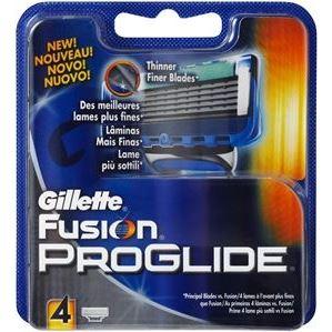Кассеты Gillette Fusion ProGlide - 4 Сменные Кассеты (4 шт. (eng)) недорого
