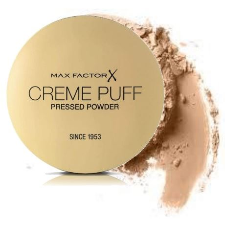 Пудра Max Factor Creme Puff Pressed Powder (81) mac blot pressed powder компактная пудра medium dark