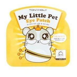 Маска Tony Moly My Little Pet Eye Patch (1 упаковка) карандаши tony moly my school looks multi color pencil 06