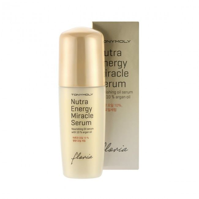 Сыворотка Tony Moly Floria Nutra Energy Miracle Serum эмульсия tony moly floria nutra energy essence with argan oil