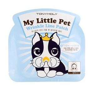 Маска Tony Moly My Little Pet Wrinkle Line Patch (1 упаковка)