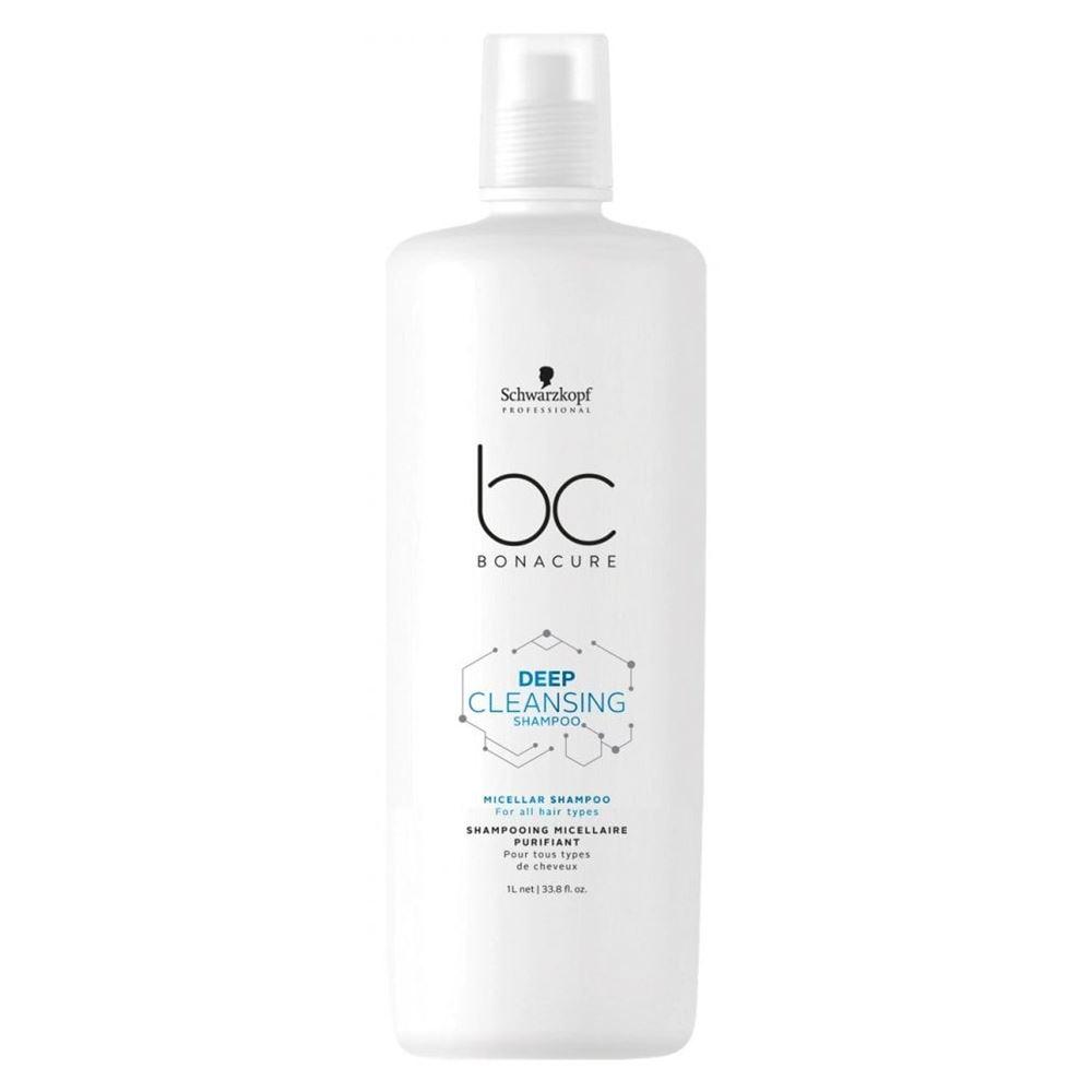 Шампунь Schwarzkopf Professional Scalp Therapy. Deep Cleansing Shampoo  schwarzkopf professional шампунь для глубокого очищения волос bonacure scalp therapy deep cleansing 1000 мл