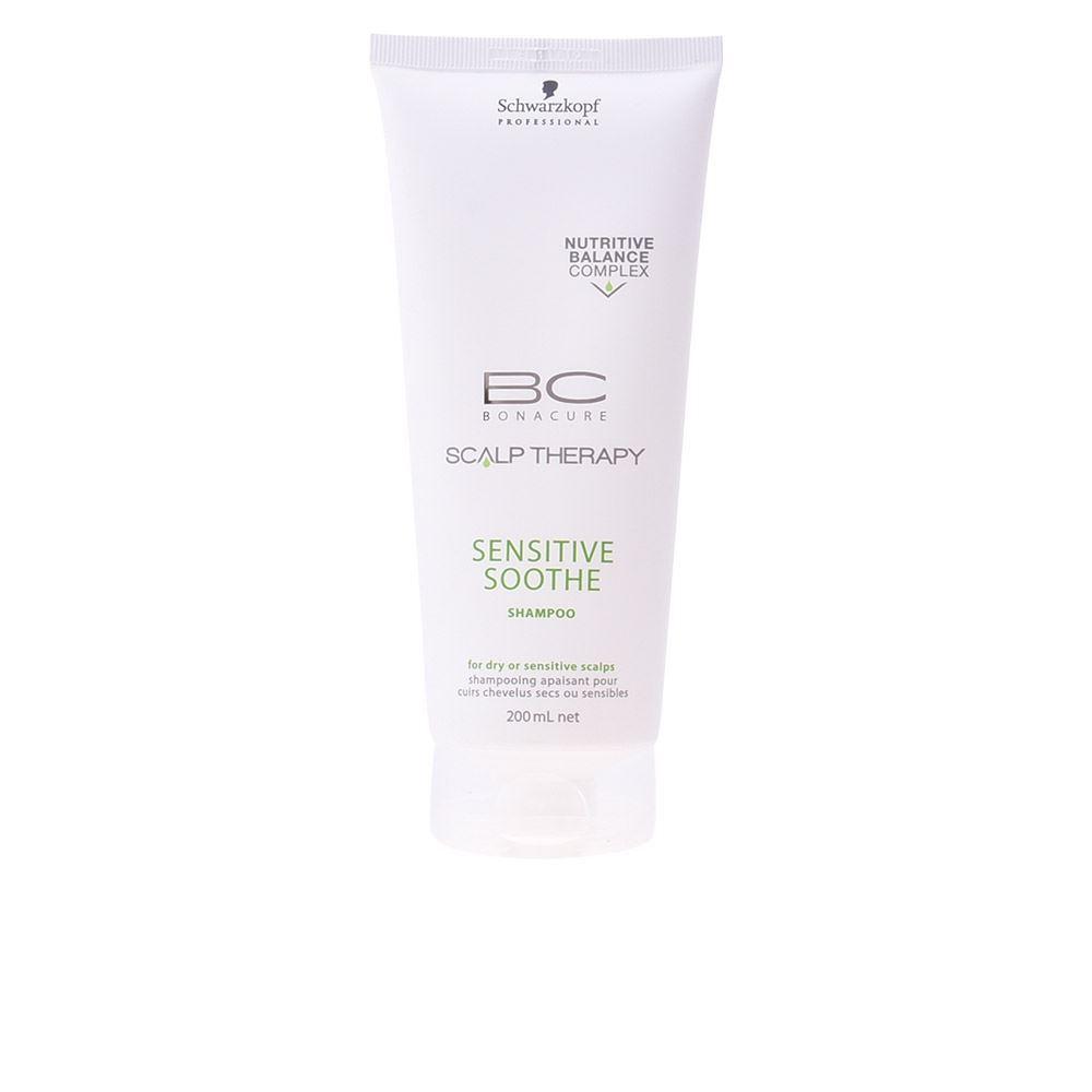 Шампунь Schwarzkopf Professional Scalp Therapy. Sensitive Soothe Shampoo lakme шампунь успокаивающий для чувствительной кожи головы и волос lakme k therapy sensitive relaxing shampoo hair and scalp 43112 300 мл