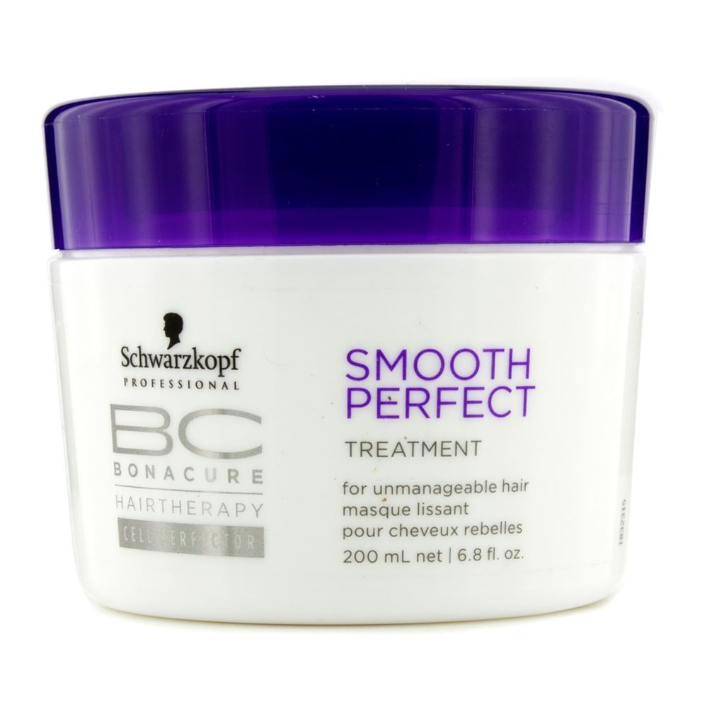 Маска Schwarzkopf Professional Smooth Perfect. Treatment  200 мл гель schwarzkopf professional 3 strong control bouncy curls 200 мл