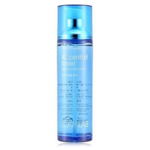 Тоник Tony Moly AC Control Toner  150 мл маска tony moly тканевые маски pureness 100 mask sheet tony moly