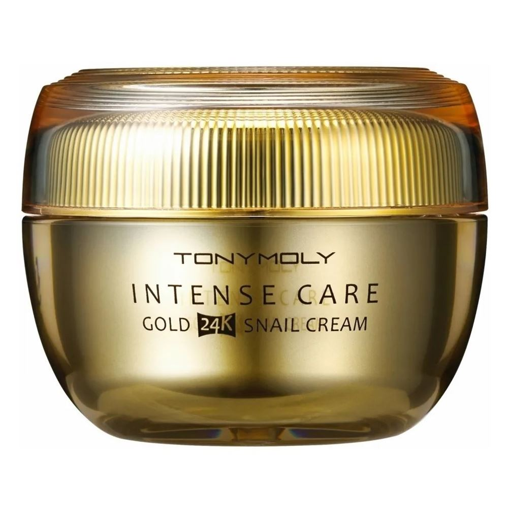 Крем Tony Moly Gold 24K Snail Cream