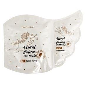 Маска Tony Moly Angel Glow Ring Hair Mask (1 шт) маска tony moly make hd argan rose treatment hair steam pack 1 шт