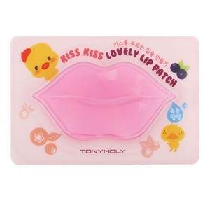 Маска Tony Moly Kiss Kiss Lovely Lip Patch (1 упаковка)