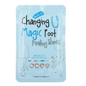 Пилинг Tony Moly Changing U Magic Foot Peeling Shoes (1 комплект) маска tony moly тканевые маски pureness 100 mask sheet tony moly
