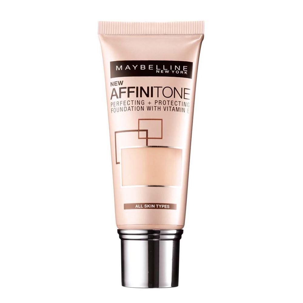 Тональный крем Maybelline Affinitone (14) maybelline консилер для лица affinitone 2 3 г 4 оттенка консилер для лица affinitone 01 2 3 г 02 ванильный