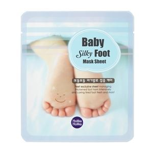 Маска Holika Holika Baby Silky Foot Mask Sheet (18 г) маска holika holika ночная винная маска желе белое вино holika holika