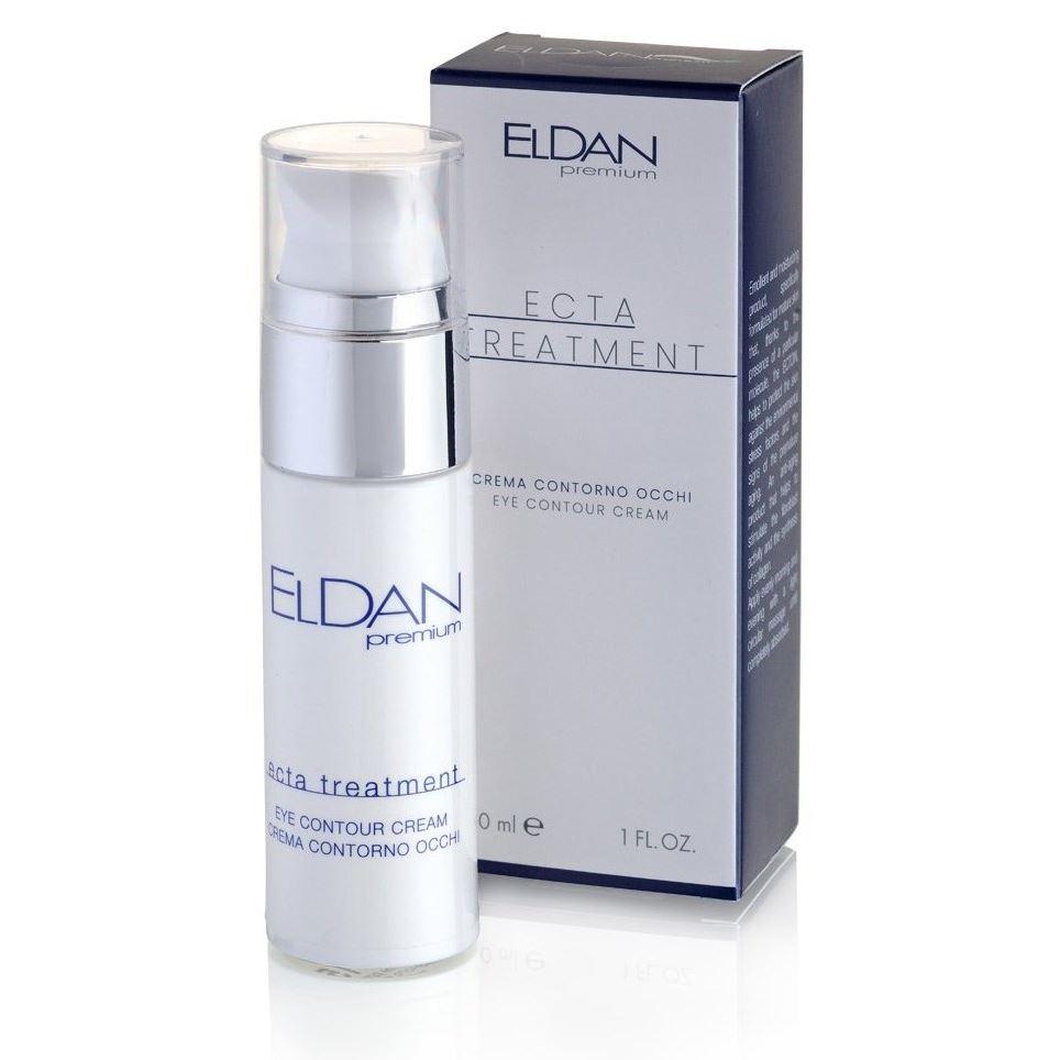 Крем Eldan ECTA 40+ Eye Contour Cream 30 мл крем eldan hydro c multivitamin cream 50 мл