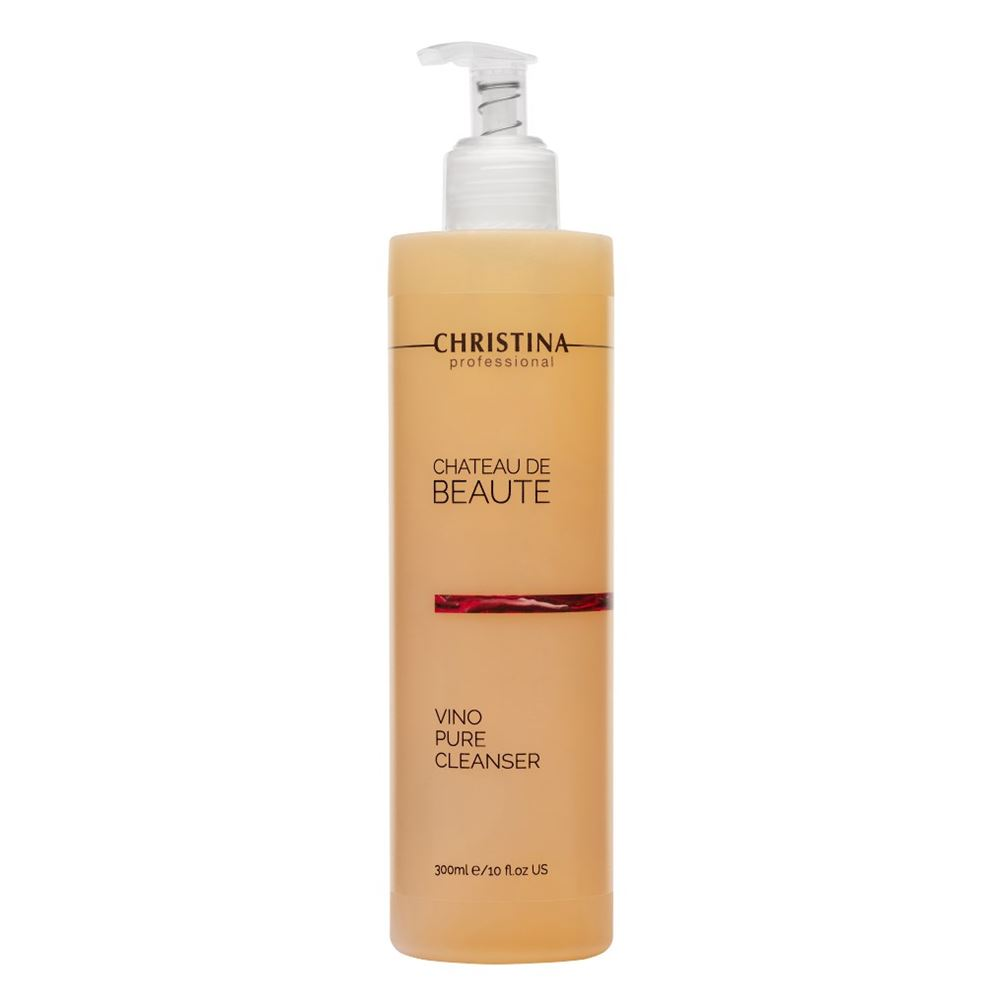 Гель Christina Vino Pure Cleanser christina крем восстанавливающий великолепие vino sheen restoring cream chateau de beaute 50мл