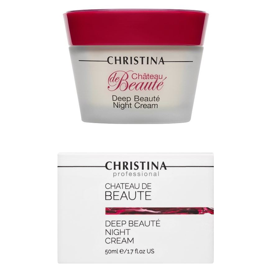 Крем Christina Deep Beaute Night Cream merc merc me001emfol02