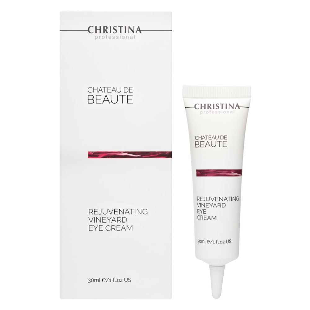 Крем Christina Rejuvenating Vineyard Eye Cream christina крем восстанавливающий великолепие vino sheen restoring cream chateau de beaute 50мл