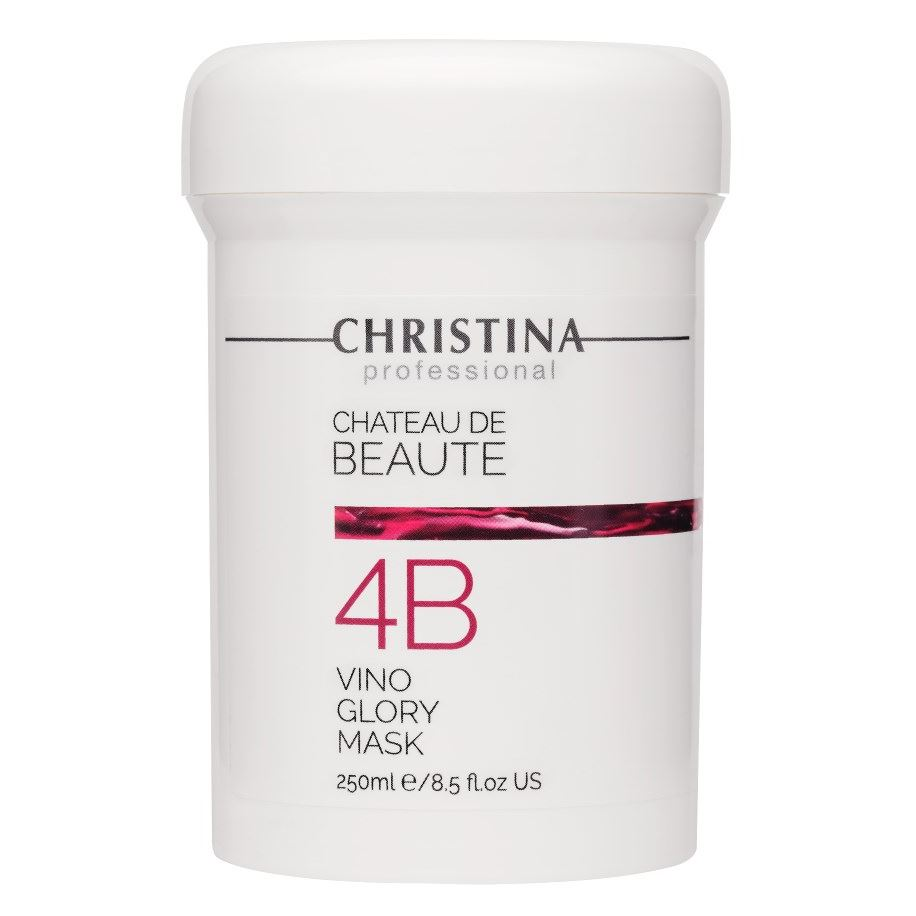 Маска Christina Step 4B Vino Glory Mask christina крем восстанавливающий великолепие vino sheen restoring cream chateau de beaute 50мл