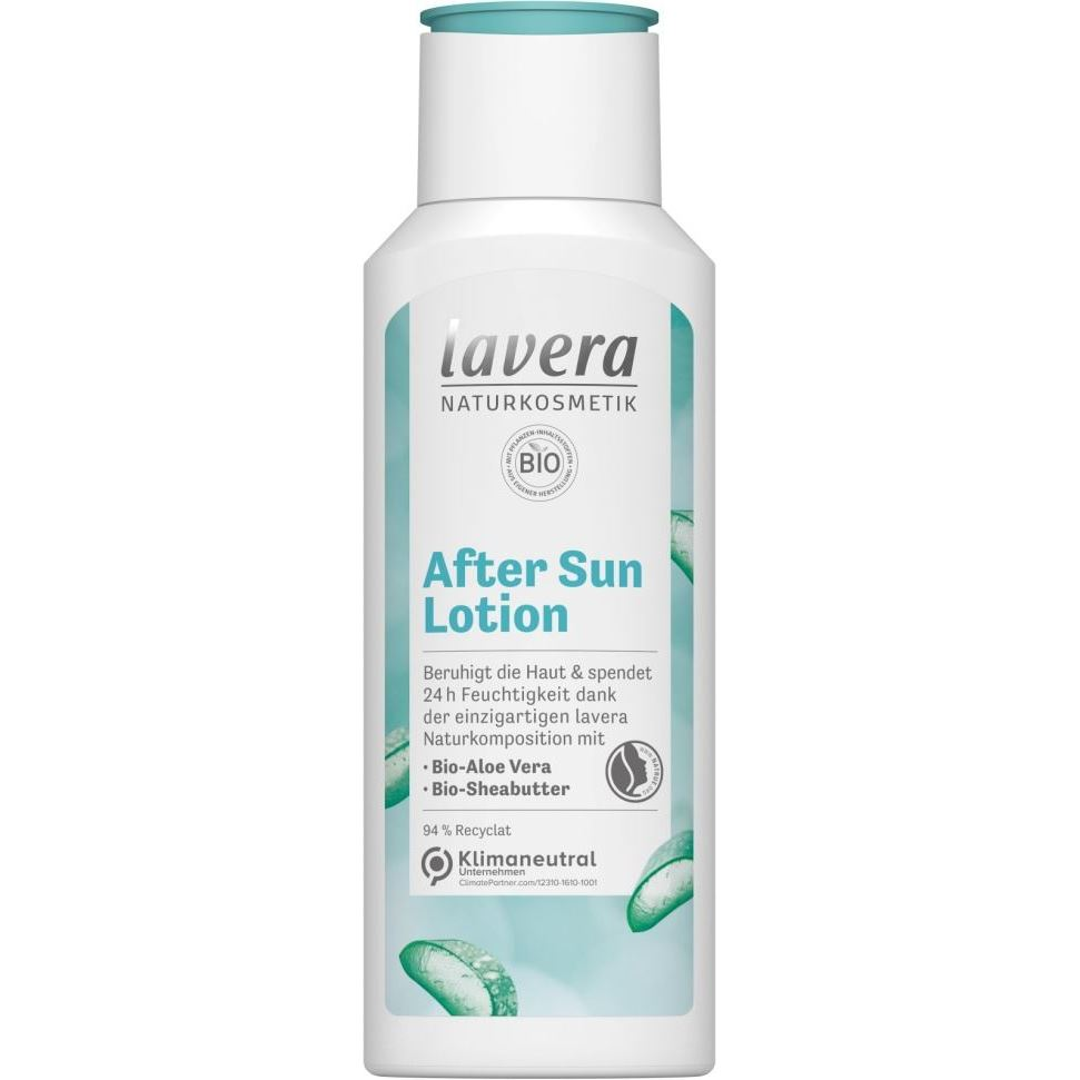 Лосьон Lavera After Sun Lotion лосьон lavera refreshing body lotion with organic lime