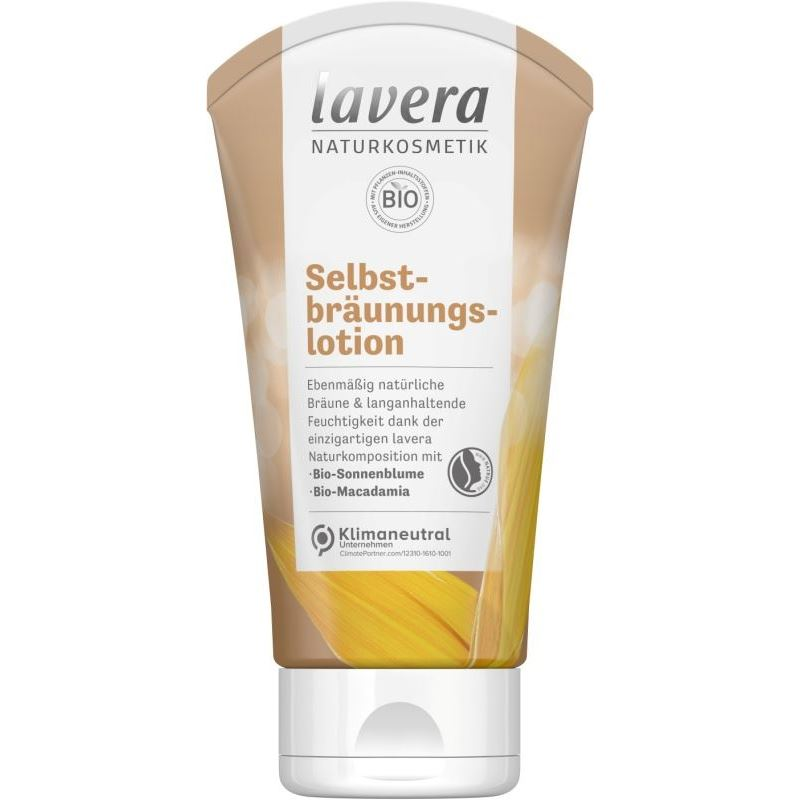 Лосьон Lavera Self Tanning Lotion лосьон lavera refreshing body lotion with organic lime