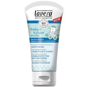 Крем Lavera Neutral Nappy Cream 50 мл недорого
